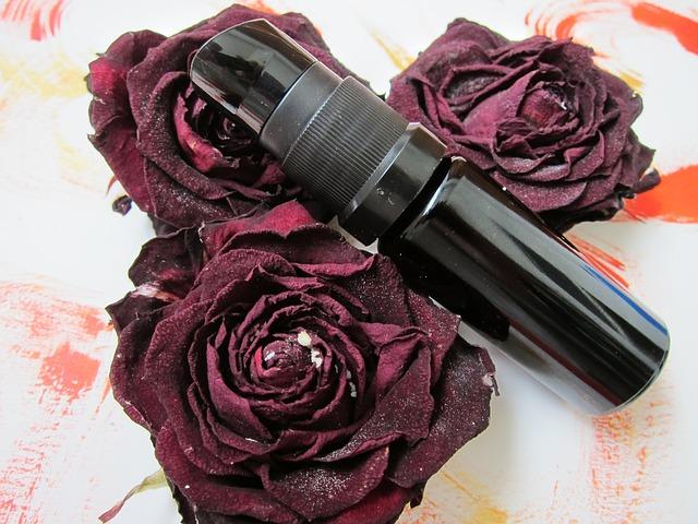 serum z růží